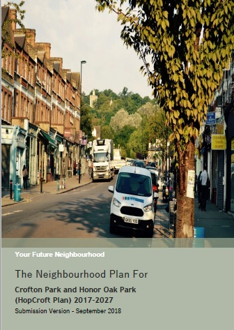 HopCroft Neighbourhood Plan Submission