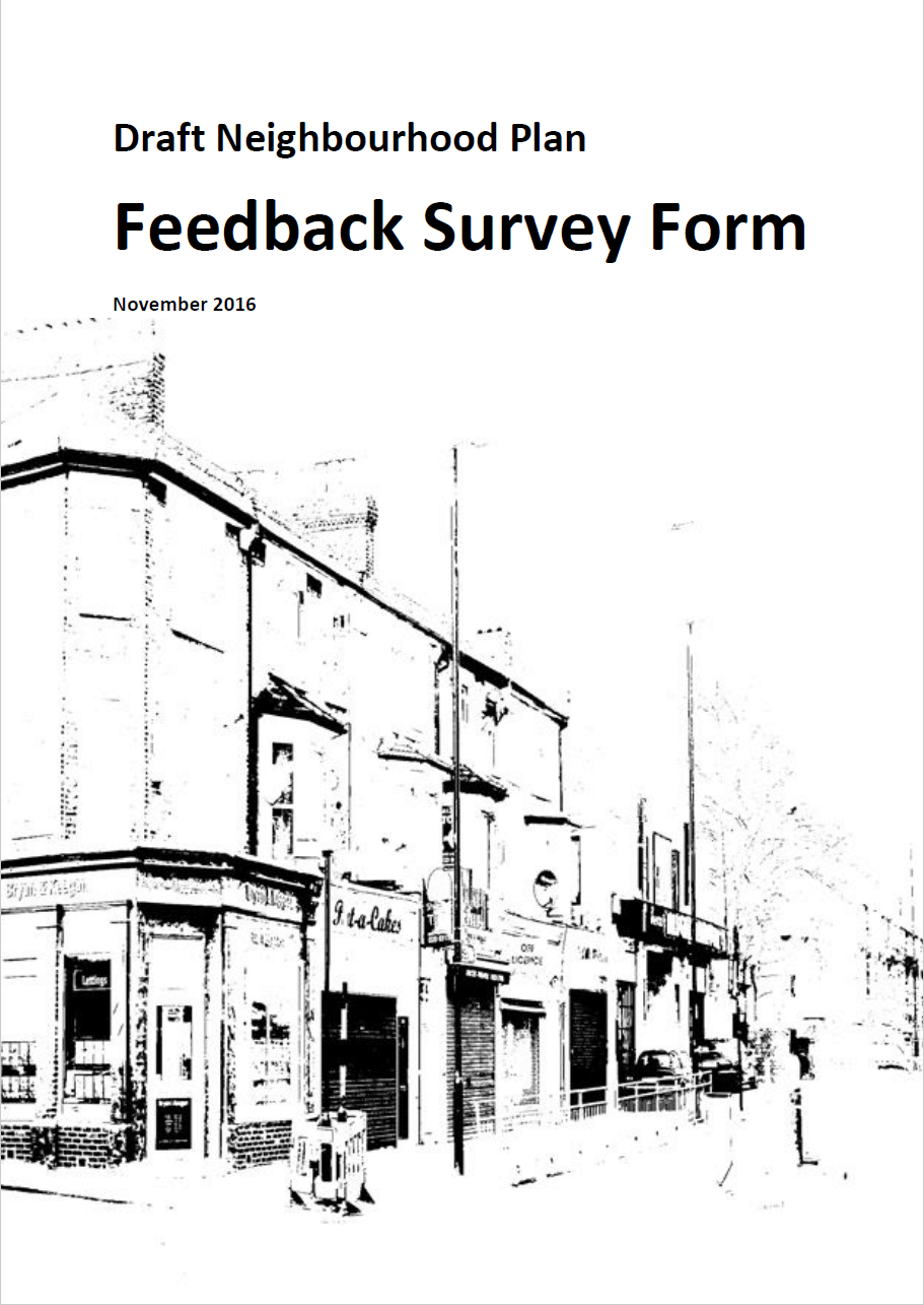 Have you Completed the Feedback Survey?