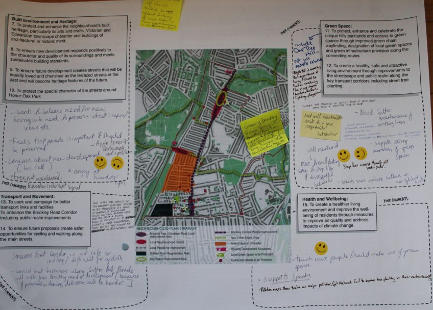 Jan 14th Consultation Meeting Notes